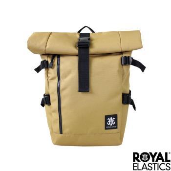 Royal Elastics - Hunter都會獵人系列 - 後背包 - 卡其