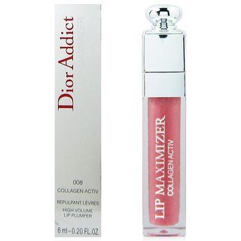 Dior迪奧 豐漾俏唇蜜6ml #008 +迪奧隨機針管香水一份