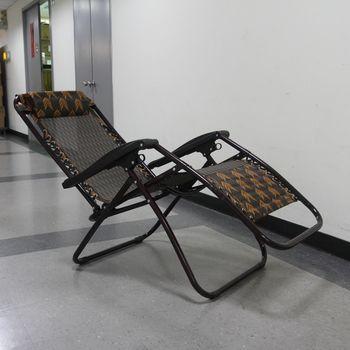 自然之心無重力豪華折疊躺椅