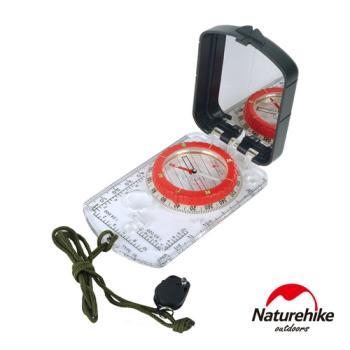 Naturehike 多功能夜光帶燈指南針 指北針 地質羅盤儀 兩入