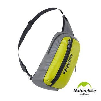 Naturehike 8L戶外輕量單肩斜背包 風行包 草綠