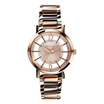 RELAX TIME RT56 輕熟風格系列鏤空腕錶 玫瑰金 36mm RT-56-9