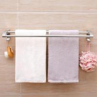 【任意購】無痕貼毛巾架