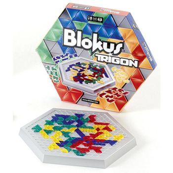 【樂桌遊】大格鬥六角進階組 Blokus Trigon R1985