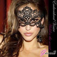 ~Gaoria~ 我性感嗎 高檔刺繡蕾絲眼罩 遊戲派對聚會面具