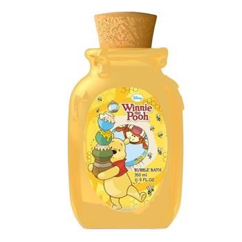 【美國原裝進口】迪士尼香氛洗沐浴系列-小熊維尼香氛泡泡洗沐浴通用款-350ml
