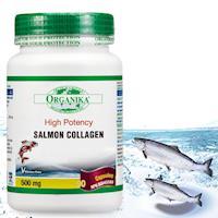 【Organika優格康】鮭魚水解膠原蛋白500mg