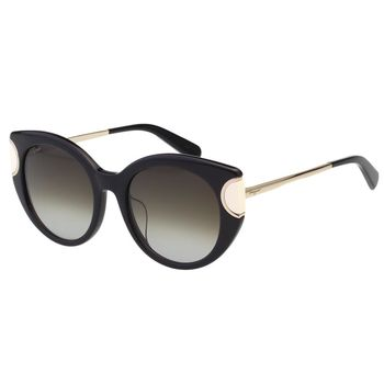 Salvatore Ferragamo 貓眼 太陽眼鏡 (黑色)