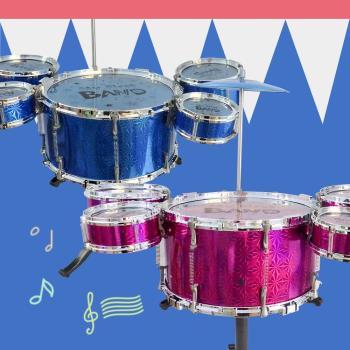 【瑪琍歐玩具】5鼓爵士鼓套裝/685-21A