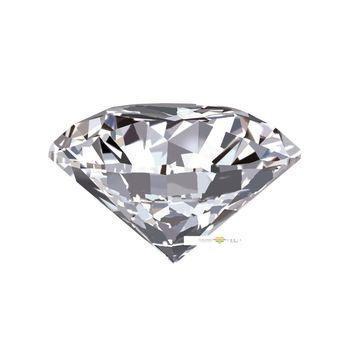 彩糖鑽工坊 GIA 1克拉 D/VS1 鑽石祼石