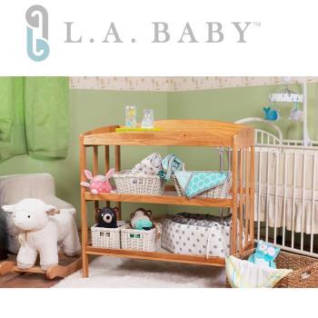 【美國 L.A. Baby】嬰幼兒更衣台(尿布台)
