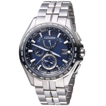 星辰 CITIZEN 勁量流線舒適限量錶 AT9090-53L