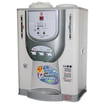 晶工牌節能光控冰溫熱開飲機 JD-6716