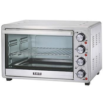 【大家源】35L雙溫控旋風專業電烤箱 TCY-3835