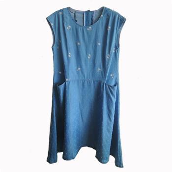 【龐吉 PANGCHI】圓點印花洋裝(1718067-31/32/33)