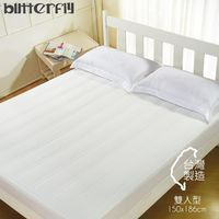 BUTTERFLY - 保潔墊 雙人型150x186 床包式完整包覆 台灣製造