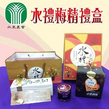 水里農會 水禮梅精禮盒(2盒組)