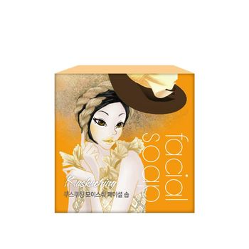 【Kuskuching貓吻】香氛深層滋潤美肌皂80g