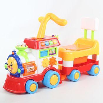CANHUI TOYS 多功能音樂火車(助步車+便器)