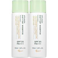 ETTUSAIS 艾杜紗 超親膚溫和防曬精華乳SPF35/PA+++(50ml)*2