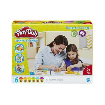 【 Play-Doh 培樂多黏土 】感官認知學習遊戲組