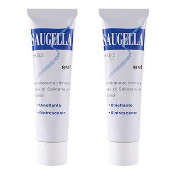 Saugella賽吉兒 高效修護保濕凝膠(日用型) 二入組