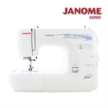 日本車樂美JANOME  機械式縫紉機 3090