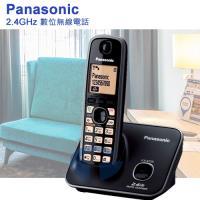 Panasonic 國際牌2.4GHz數位無線電話 KX-TG3711 (經典黑)