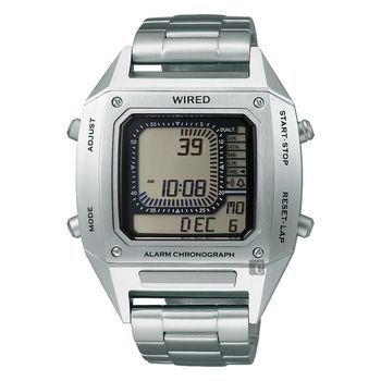 WIRED X BEAMS SOLIDITY Vol.20 聯名款電子錶 W865-KNB0S AY8025X1