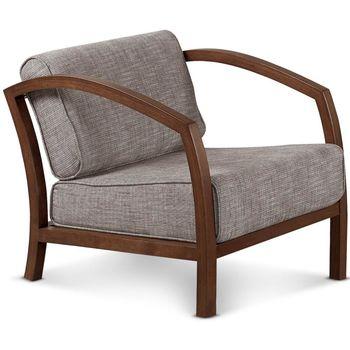 【椅吧】設計舒適布面休閒椅