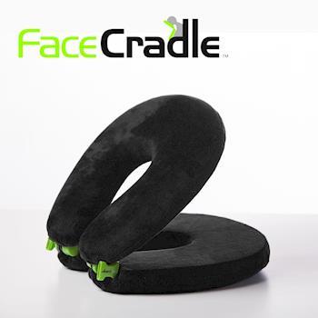 【澳洲 FaceCradle】多功能旅行枕 / 午睡枕 / 護頸枕 / U型枕 - 黑 / 灰 / 藍 / 紫 (四色可選)