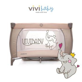 【ViVibaby】大象遊戲床-寶寶的秘密遊戲空間(咖-寶寶的最愛)