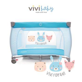 【ViVibaby】夢幻森林遊戲床-寶寶的秘密遊戲空間(寶寶的最愛)