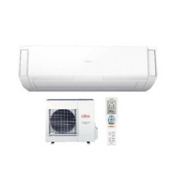 Fujitsu富士通冷氣 6-8坪 1級變頻冷暖一對一分離式冷氣X系列ASCA50LXTA/AOCA50LXTA