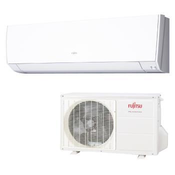 Fujitsu富士通冷氣 10-12坪 1級變頻冷暖一對一分離式冷氣M系列ASCG071KMTA/AOCG071KMTA