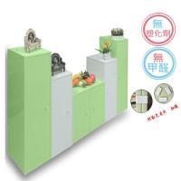 正陞iTAR DIY塑鋼組合櫃套裝組 (無磁性、附夾片)PC180-02