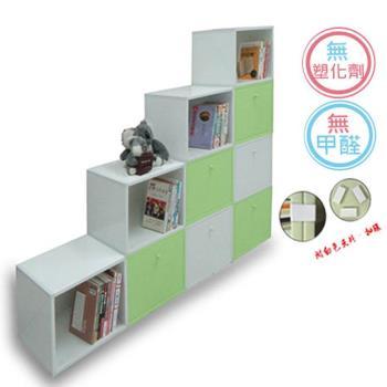 正陞iTAR DIY塑鋼組合櫃套裝組 (無磁性、附夾片)PC160-03