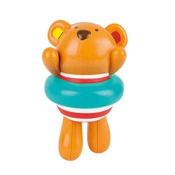 【德國Hape愛傑卡】游泳泰迪熊