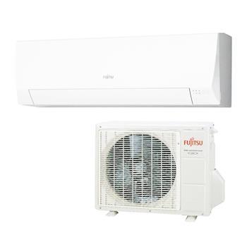 Fujitsu富士通冷氣 5-7坪 1級變頻冷暖一對一分離式冷氣L系列ASCG040LLTB/AOCG040LLTB