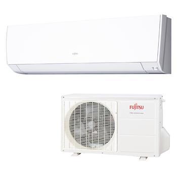 Fujitsu富士通冷氣 11-13坪 2級變頻一對一分離式冷氣M系列 ASCG080CMTA/AOCG080CMTA
