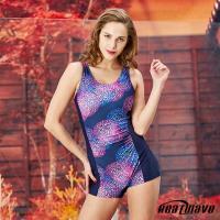 Heatwave熱浪 連身泳裝-藍炫風-82583