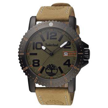 Timberland 探險玩家潮流時尚手錶 48mm TBL.14479JSBU/19