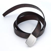 COACH C LOGO PVC防水方形牌扣雙面用皮帶(共二款)