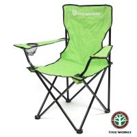 TreeWalker 休閒折疊扶手椅~嫩綠