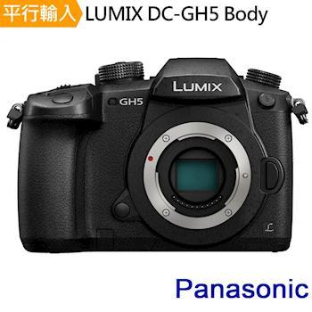Panasonic LUMIX GH5 單機身*(中文平輸)