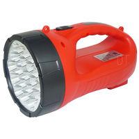 晶冠充電式18W超高亮度19LED探照燈 JG-FR660