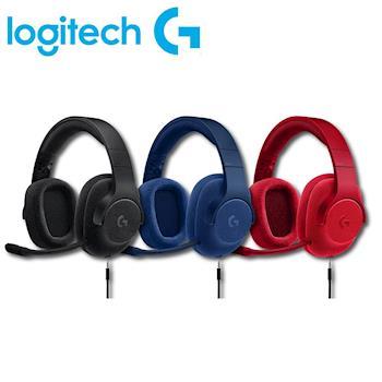羅技 G433 7.1 聲道有線遊戲耳機麥克風-競艷之聲