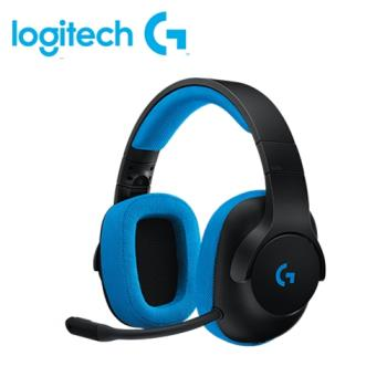 Logitech 羅技 G233 有線遊戲耳機麥克風