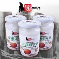 炭道 冷壓椰子油300ml *6瓶