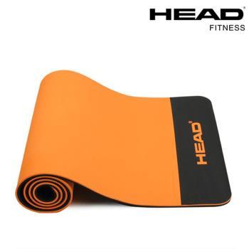 【HEAD 海德】專業瑜珈墊/運動墊12mm
